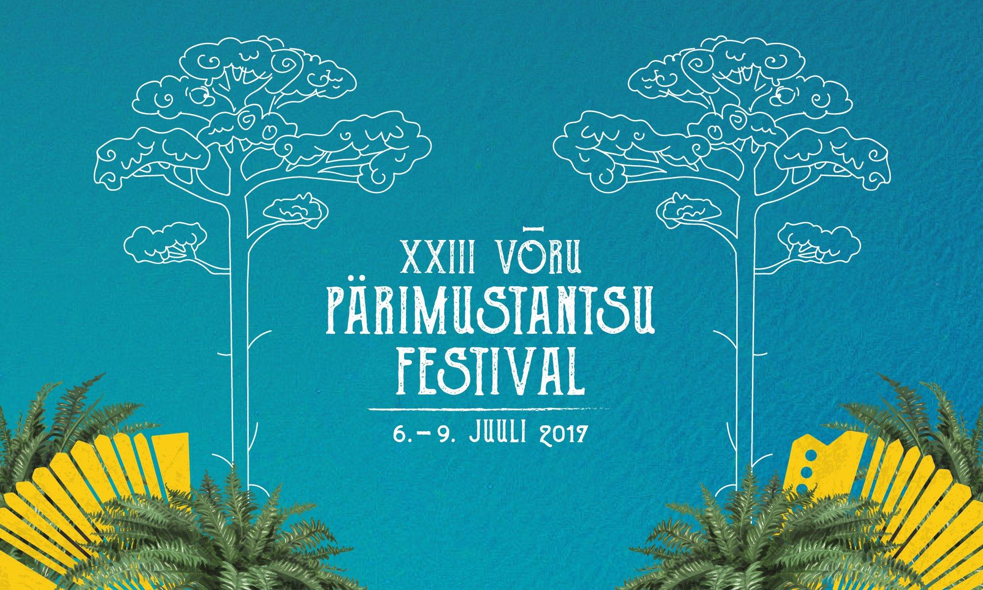 Võru pärimustantsu festival